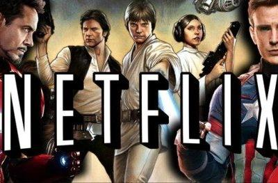 Loss of Star Wars & Marvel Expected to Damage Netflix