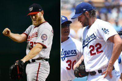 Pitching superstars go down in possible huge NL shift