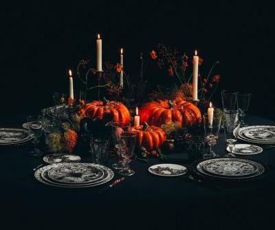 Dior Maison's Halloween Homeware Adds Gothic Sophistication to Your Spooky Season Party