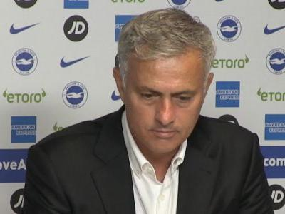 Brighton 3-2 Man United - managers' review