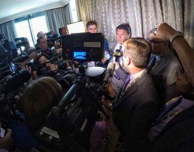 LSU responds to the naysayers at SEC Media Days