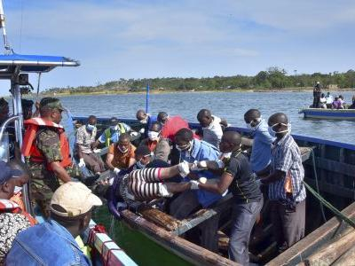 Death toll rises to 167 in Tanzania ferry disaster