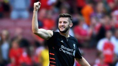 OFFICIAL: Lallana signs new £110k-a-week Liverpool deal