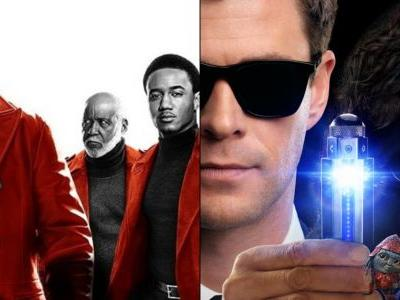 Shaft Vs. MIB International at the Box Office: Who'll Win the Weekend?