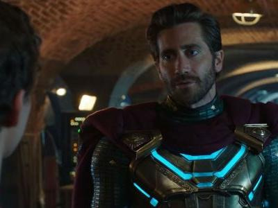 Far From Home: Mysterio Followed Elemental Through Portal to Spider-Man's Earth