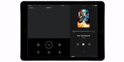 Apple TV Remote app updated with iPad support, enhanced Now Playing, more