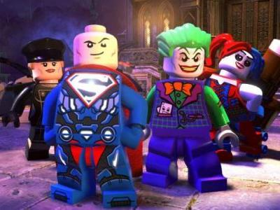 LEGO DC Super-Villains Sells an Estimated 186,516 Units First Week at Retail