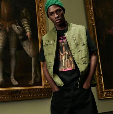 Zara Reinterprets Classic Art with New Collection