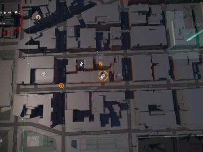 The Division 2: Theater Comms location guide