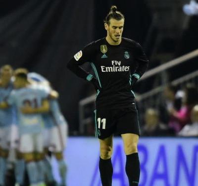 Real Madrid fall further behind Barca after Celta Vigo draw