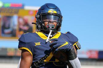 West Virginia racks up over 500 yards on offense in dominant win over Kansas