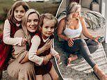 Busy and 'stressed out' mum-of-two Olivia White reveals how she healed her sleep