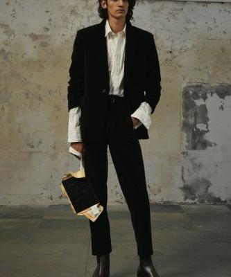 Rochas Homme Embraces Effortless Elegance for Fall '19 Collection