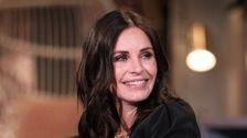 Courteney Cox Has Mixed Feelings About Her 'Friends' Reunion Emmy Nomination