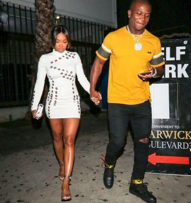 Malika Haqq Was 'Uncomfortable' Carrying Ex O.T. Genasis' Child While He Was Out With Other Women