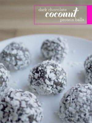 Yum! 10 Super-Easy Protein Ball Recipes From Pinterest
