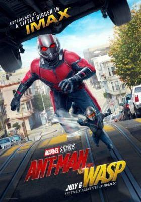 Ant-Man and the Wasp Movie - 2 New Posters and TV Spot - Ant-Man 2