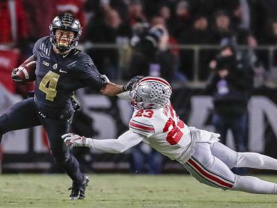 Week 9 College Football Playoff picture: Four in, two out and four to watch