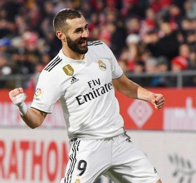 'Benzema is the best forward in the world' - Perez lauds striker and Madrid squad
