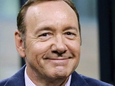 Kevin Spacey Makes Rare Rome Appearance to Recite Self-Reflective Poem