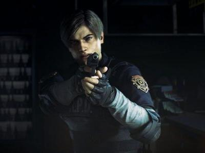 Resident Evil 2 Remake gameplay: see the stunning new look in action