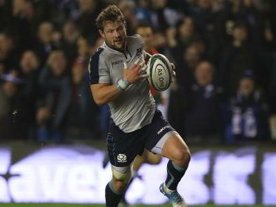 Six Nations 2019: Pete Horne replaces Finn Russell for injury-hit Scotland in Paris