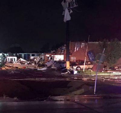 Damage, possible deaths in Oklahoma City tornadoes