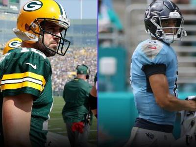 Fantasy Football Injury Updates: Aaron Rodgers, Marcus Mariota affect Week 3 start 'em, sit 'em decisions