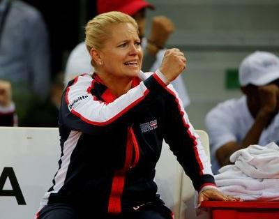 Tennis: U.S. counting on debutants in Fed Cup title defense