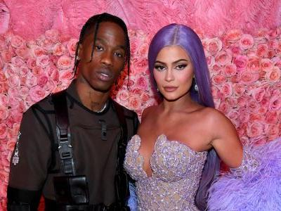 Kylie Jenner Posts Sweet Father's Day Tribute to Travis Scott: 'Thank You for All That You Do'