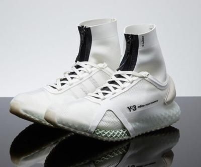 Adidas Y-3 Runner 4D IOW is Dropping in a Crisp White Colorway