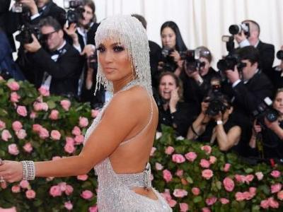 Jennifer Lopez's 2019 Met Gala Dress Sparkled Brighter Than My Future Ever Will