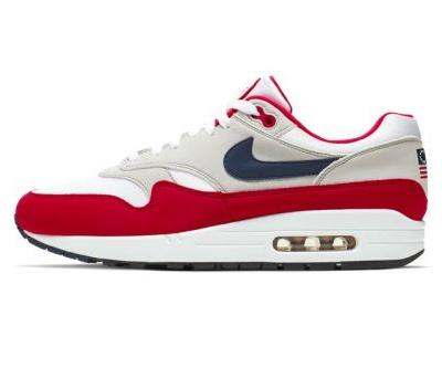 """Nike Honors Betsy Ross Flag With the Air Max 1 """"Fourth of July"""""""