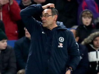 Chelsea boss Sarri worried about poor results, not supporters' chants for sacking