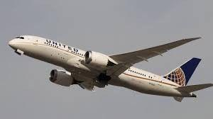 United flight lands safely post mayday call