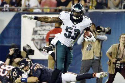 NFL suspends Philadelphia Eagles LB Nigel Bradham for one game