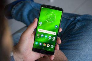 Deal: Get the unlocked Moto G6 64GB for 20% off on Amazon