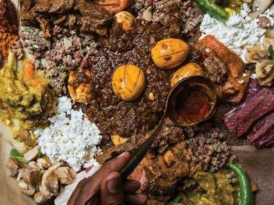 This Epic Meat Feast Is How Ethiopians Celebrate Easter