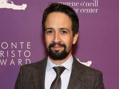 Lin-Manuel Miranda To Make Directorial Debut with Tick, Tick.Boom!