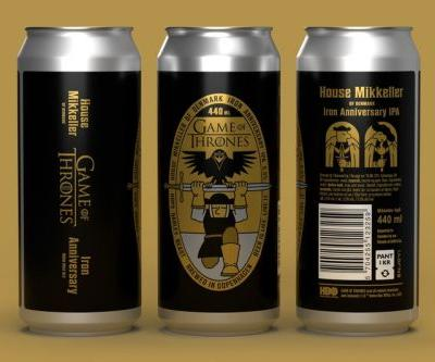 Mikkeller Launches 'Game of Thrones' Inspired Beer in Celebration Of Show's 10th Anniversary