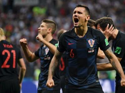 From laughing stock to World Cup and Champions League finalist - Dejan Lovren's redemption
