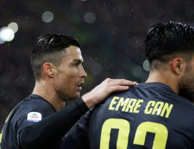 Ronaldo recovers from difficult week in Juve's comeback win