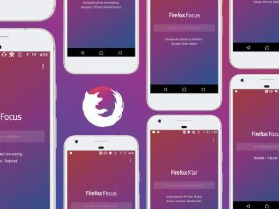 Privacy-first mobile browser Firefox Focus brings new Android performance boost