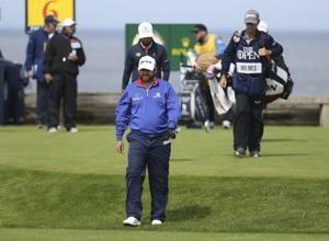 British Open at a glance