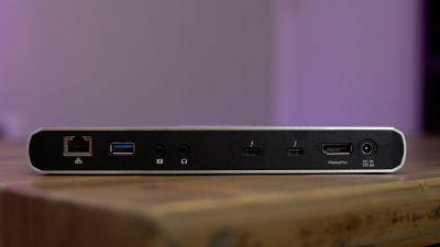 Hands-on: CalDigit's TS3 Lite Thunderbolt 3 dock plays nice with the LG UltraFine 5K Display