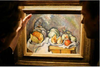 Paul Cezanne, the father of modern art