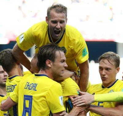 Robben first, then Buffon, now serial giant-killers Sweden can crush Germany's World Cup hopes