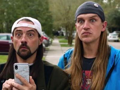 Jay & Silent Bob Reboot Clip Parodies Batman V Superman