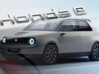 Honda Efficiently Names Its New Electric Car with Just One Letter