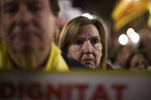 The Latest: Puigdemont vows to restore Catalan Cabinet